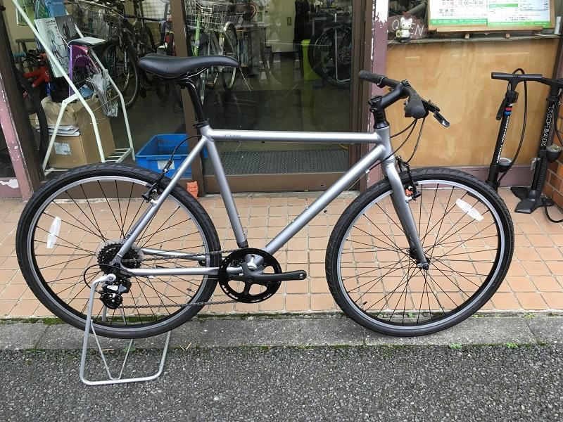 ディスク クロス ブレーキ バイク